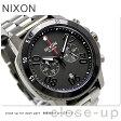 ニクソン レンジャークロノ クオーツ メンズ 腕時計 A5491531 nixon ガンメタルブラック【あす楽対応】