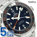 オメガ シーマスター プラネットオーシャン 600M 232.30.44.22.03.001 OMEGA ブルー 時計