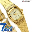 オリエント ORIENT 腕時計 レディース 海外モデル ゴールド×ゴールド FUBLR005C 【あす楽対応】