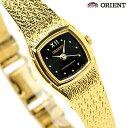 オリエント ORIENT 腕時計 レディース 海外モデル ブラック×ゴールド FUBLR005B 【あす楽対応】