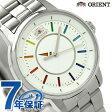 オリエント ORIENT 腕時計 スタイリッシュ&スマート ペアウォッチ ディスク スモール レディース WV0011NB