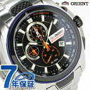 オリエント ORIENT 腕時計 スピードテック メンズ WV0011TZ クロノグラフ 【あす楽対応】