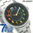 オリエント ORIENT 腕時計 スタイリッシュ&スマート ディスク レディース 自動巻き WV0061NB ペアウォッチ