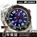 オリエント STI M-FORCE 限定モデル ORIENT メンズ 腕時計 自動巻き WV0171EL