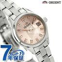 オリエント ネオセブンティーズ スターカット レディース WV0211SZ ORIENT 腕時計 ピンク