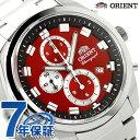 オリエント ORIENT 腕時計 ネオセブンティーズ クロノグラフ ビッグケース メンズ WV0481TT