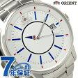 オリエント ORIENT 腕時計 スタイリッシュ&スマート ディスク 自動巻き WV0771ER