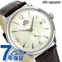 オリエント 腕時計 ORIENT クラシック スモールセコンド 40.5mm 自動巻き RN-AP0003S 革ベルト