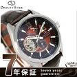 オリエントスター モダンスケルトン 65周年 限定モデル メンズ WZ0341DK ORIENT 腕時計 ダークブラウン【あす楽対応】
