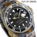 アウトオブオーダー SOLOACCIAIO 40mm メンズ OOO-001-2STNE Out Of Order 腕時計