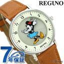 シチズン レグノ Disneyコレクション ミニーマウス KP3-112-12 CITIZEN ディズニー メンズ レディース 腕時計 革ベルト 時計