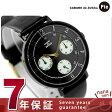 ズッカ CABANE de ZUCCa カバン・ド・ズッカ 腕時計 パイ ブラック AWGF005