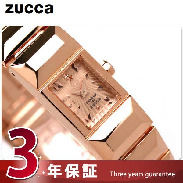 ズッカ CABANE de ZUCCa カバン ド ズッカ 腕時計 GMZ ピンクゴールド AWGK037