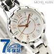 ミッシェルクラン MICHEL KLEIN 腕時計 レディース ホワイト AJCK025