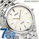 セイコー ドルチェ クオーツ メンズ SACL009 SEIKO DOLCE&EXCELINE 腕時計 マザーオブパール