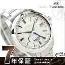 SBGE009 グランド セイコー スプリングドライブ 腕時計 GMT GRAND SEIKO ホワイト