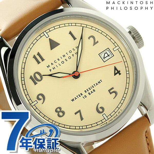 マッキントッシュ フィロソフィー ビンテージライン FBZT982 MACKINTOSH PHILOSOPHY ミッド 腕時計 [新品][7年保証][送料無料]