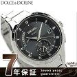 セイコー ドルチェ 電波ソーラー メンズ 腕時計 SADA021 SEIKO DOLCE&EXCELINE コンフォテックス チタン ブラック