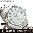 セイコー ドルチェ 電波ソーラー コンフォテックス チタン ペアウォッチ メンズ SADZ163 SEIKO DOLCE&EXCELINE 腕時計 シルバー