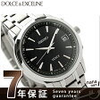 セイコー ドルチェ 電波ソーラー コンフォテックス チタン メンズ SADZ167 SEIKO DOLCE&EXCELINE 腕時計 ブラック