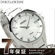 セイコー ドルチェ 電波ソーラー メンズ 腕時計 SADZ171 SEIKO DOLCE&EXCELINE コンフォテックス チタン シルバー