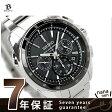 セイコー ブライツ 電波 ソーラー コンフォテックス チタン SAGA163 SEIKO BRIGHTZ メンズ 腕時計 クロノグラフ ブラック