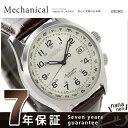 【1000円OFFクーポン付♪】セイコー メカニカル 5 スポーツ メンズ 腕時計 SARG005 SEIKO Mechanical ホワイト×ダークブラウン ...