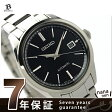 セイコー ブライツ 自動巻き コンフォテックス メンズ 腕時計 SDGM003 SEIKO BRIGHTZ ブラック