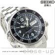 セイコー 逆輸入 海外モデル 5 スポーツ 日本製 SKZ209J1(SKZ209JC) SEIKO 自動巻き メンズ 腕時計 ダイバーズ 200M ネイビー