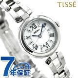 【ハンドクリーム付き?】セイコー ティセ ソーラー レディース 腕時計 SWFA151 SEIKO TISSE シルバー