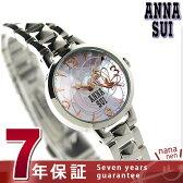 アナスイ 限定モデル クオーツ レディース 腕時計 FCVK310 ANNA SUI ライトピンクシェル