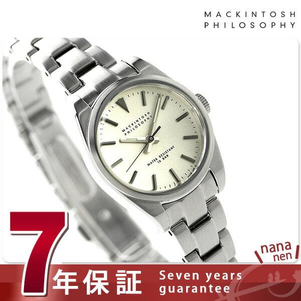 マッキントッシュ フィロソフィー クオーツ 腕時計 FDAT982 MACKINTOSH PHILOSOPHY シルバー [新品][7年保証][送料無料]