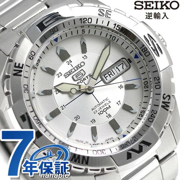 セイコー 5 スポーツ 海外モデル 逆輸入 日本製 SNZJ03J1(SNZJ03JC) SEIKO 腕時計 [新品][7年保証][送料無料]