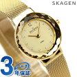スカーゲン SKAGEN 腕時計 レディース ゴールド 456SGSG【あす楽対応】