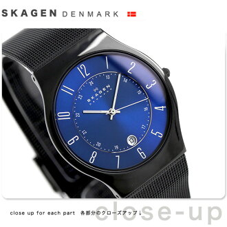 Skagen in SKAGEN watches titanium mens T233XLTMN