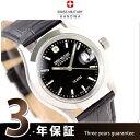スイスミリタリー SWISS MILITARY メンズ 腕時計 ELEGANT ブラックレザー×ブラック ML289