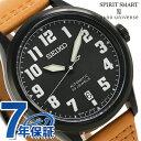 セイコー スピリット ナノユニバース 限定モデル 自動巻き SCVE047 SEIKO 腕時計 ブラック【あす楽対応】