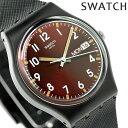 スウォッチ SWATCH 腕時計 スイス製 オリジナル ジェント サー・レッド GB753 時計【あ...