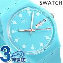 【5日は全品5倍にさらに+4倍でポイント最大33倍】 スウォッチ SWATCH 腕時計 スイス製 オリジナルス ジェント 34mm GL700 時計【あす楽対応】
