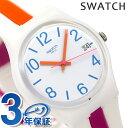 【5日は全品5倍にさらに+4倍でポイント最大33倍】 スウォッチ SWATCH 腕時計 スイス製 オリジナルス ジェント 34mm GW408 時計【あす楽対応】