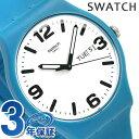 【5日は全品5倍にさらに+4倍でポイント最大33倍】 スウォッチ SWATCH 腕時計 スイス製 オリジナル ニュージェント SUOS704 時計【あす楽対応】