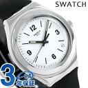 【5日は全品5倍にさらに+4倍でポイント最大33倍】 スウォッチ SWATCH 腕時計 スイス製 アイロニー ビッグ 37.4mm YGS475 時計【あす楽対応】