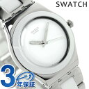 【5日は全品5倍にさらに+4倍でポイント最大33倍】 スウォッチ SWATCH 腕時計 スイス製 アイロニー ミディアム ユニセックス YLS141GC 時計【あす楽対応】