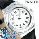 スウォッチ SWATCH 腕時計 スイス製 アイロニー ミディアム 33mm YLS453 時計【あ...