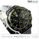 タグホイヤー フォーミュラ1 クロノグラフ CAU111E.FT6024 TAG Heuer クオーツ メンズ 腕時計 ブラック 新品【あす楽対応】