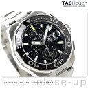 タグホイヤー アクアレーサー 43mm クロノグラフ 腕時計 CAY211A.BA0927 TAG Heuer ブラック 新品【あす楽対応】