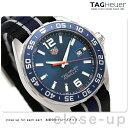 タグホイヤー フォーミュラ1 200M クオーツ メンズ WAZ1010.FC8197 TAG Heuer 腕時計 ブルー×ブラック【あす楽対応】