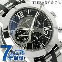 ティファニー アトラス ジェント クロノグラフ 42mm Z1000.82.12A10A00A TIFFANY&Co. 腕時計 自動巻き ブラック 新品