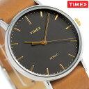 タイメックス ウィークエンダー フェアフィールド 41mm TW2P97900 TIMEX 腕時計 ブラック