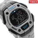 タイメックス アイアンマン デジタル メンズ 腕時計 TW5M24300 TIMEX ブラック×グレー【あす楽対応】